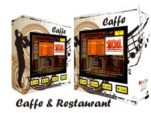 nástenný dotykový jukebox - Caffe & Restaurant