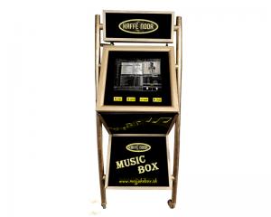 Stojanový jukebox kocka