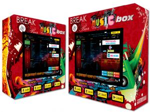 Break music box hudobný automat
