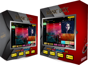 Music Box Jukebox
